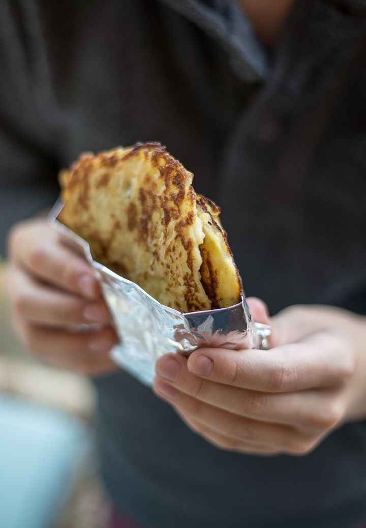 Bonfire Night: Polish potato pancakes   Jamie Oliver #bonfirenightfood