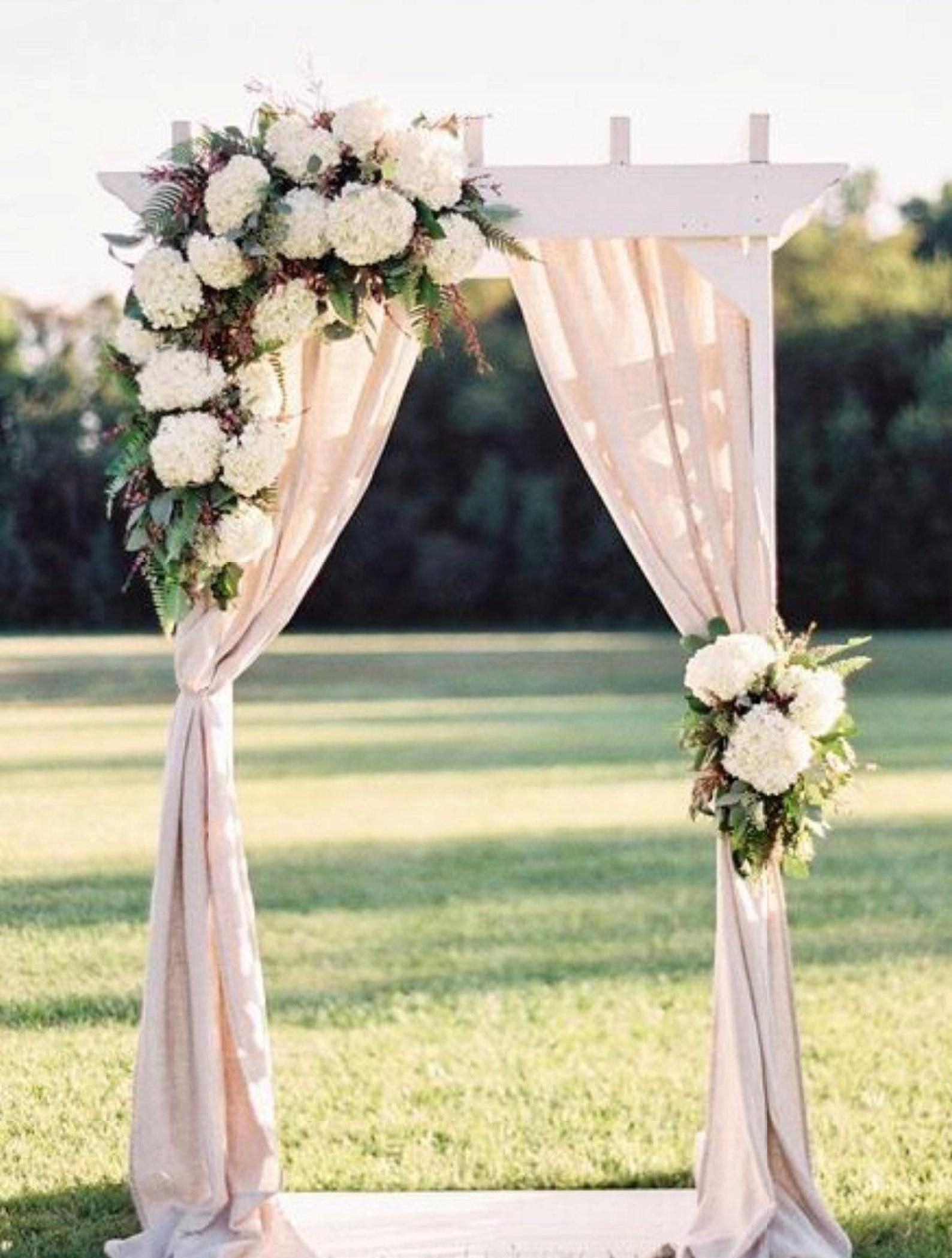 Wedding Arch Wedding Arbor Arrangement In 2020 Wedding Arbors Wedding Arch Arch Decoration Wedding