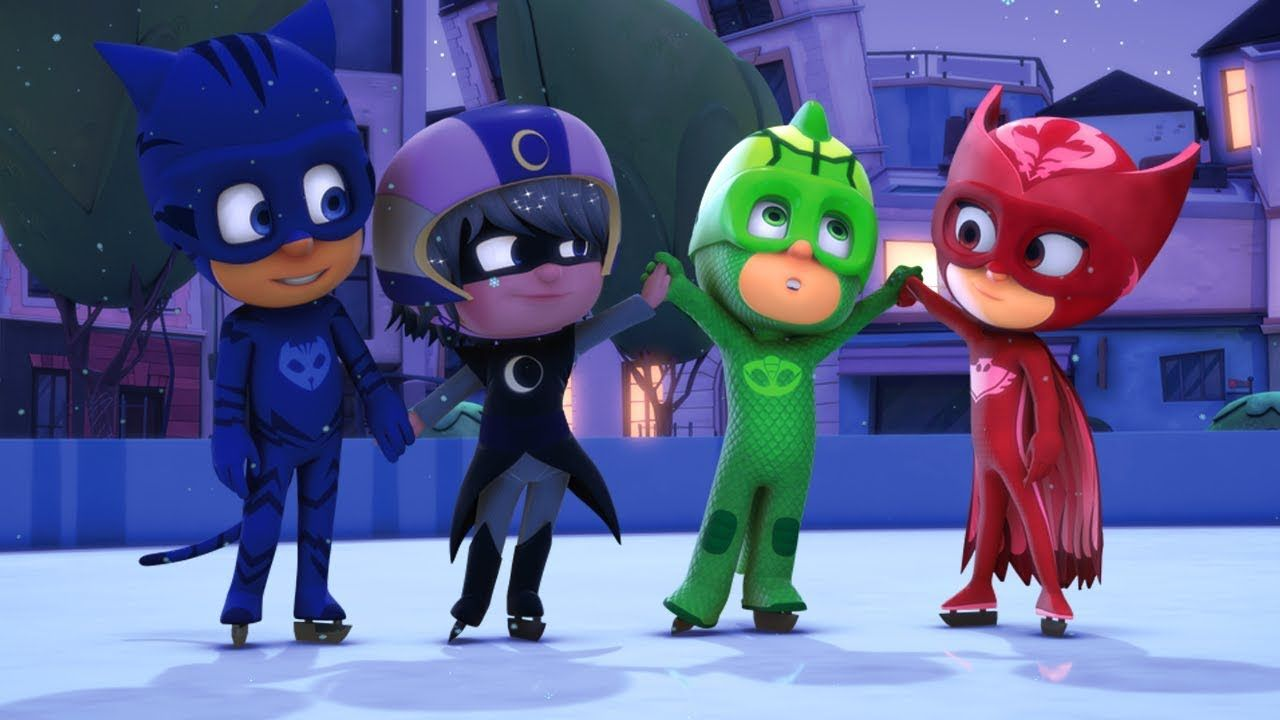 PJ Masks Full Episodes MERRY CHRISTMAS! 1 Hour