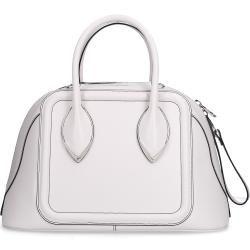 Photo of Handbag Pinter Bag calfskin logo white Alexander McQueen