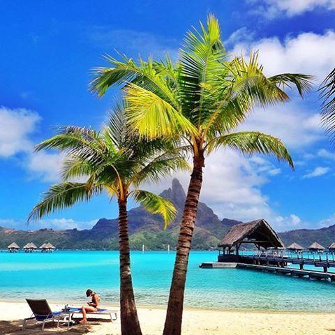 Bora Bora - French Polynesia Credits ✨@MThiessen✨