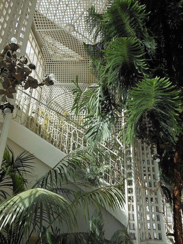 Jardins d\'hiver entre ombre et lumière | F R A N C A I S | Interior ...
