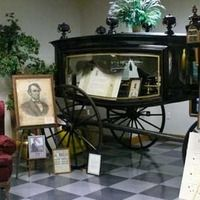 Tallahassee Fl Automobile Museum Lincoln Funeral Carriage I M