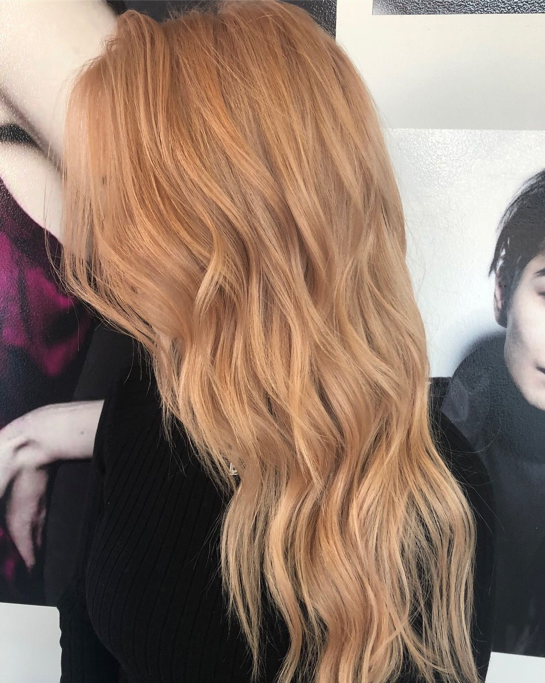Red Shadow Root With Blonde Christinenorthey Bellazzasalon