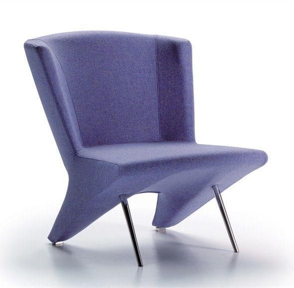 Armchair VOLO Via Della Spiga Nice Design