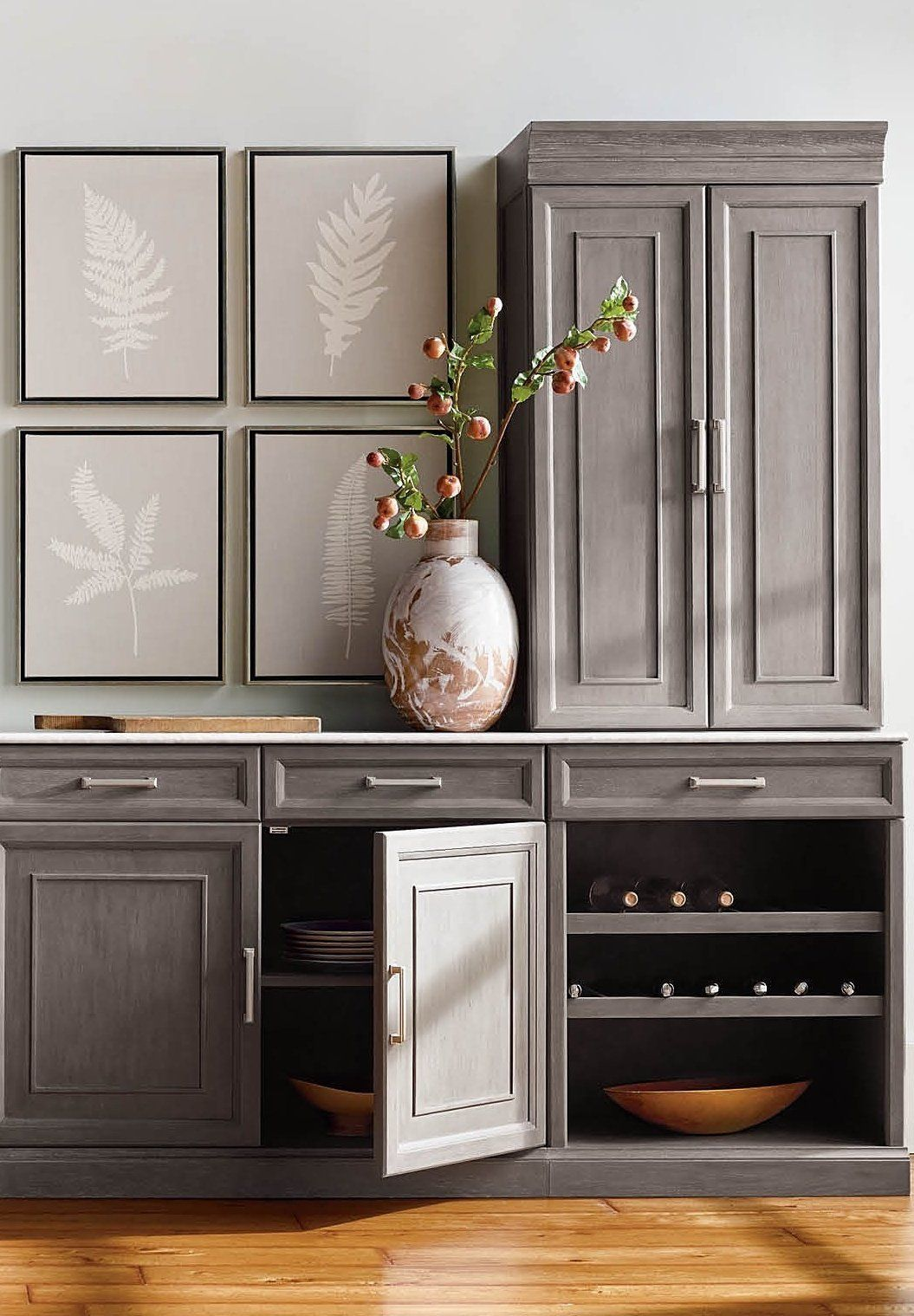 Hunter Modular Collection Frontgate Modular Cabinets Living Room Cabinets Living Room Bar