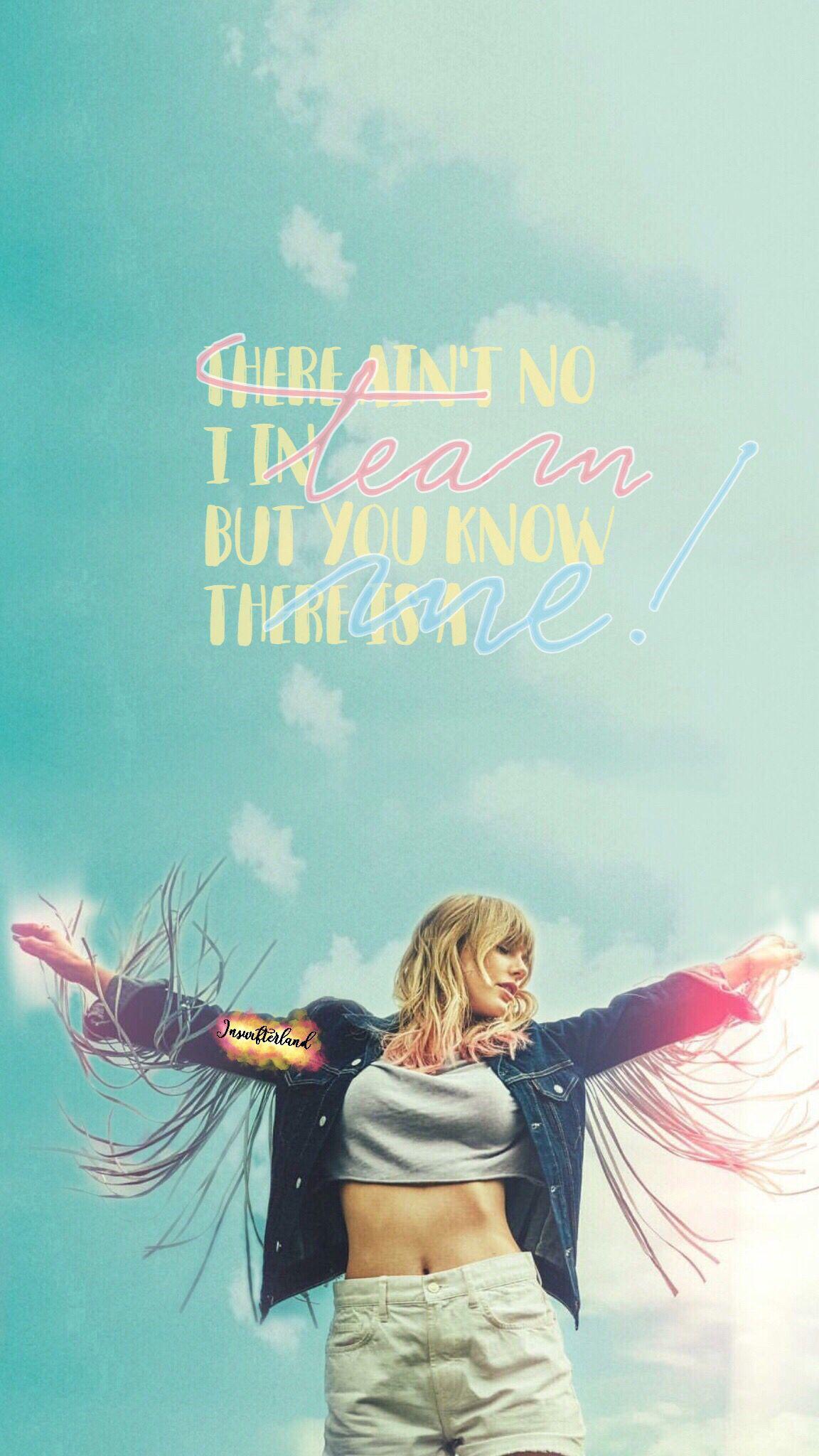 Pin By Serena Swiftie On Ts7 Lover Taylor Swift Wallpaper