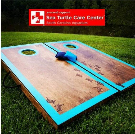 Outstanding Handmade Custom Regulation Size Cornhole Board Set Bean Bag Theyellowbook Wood Chair Design Ideas Theyellowbookinfo