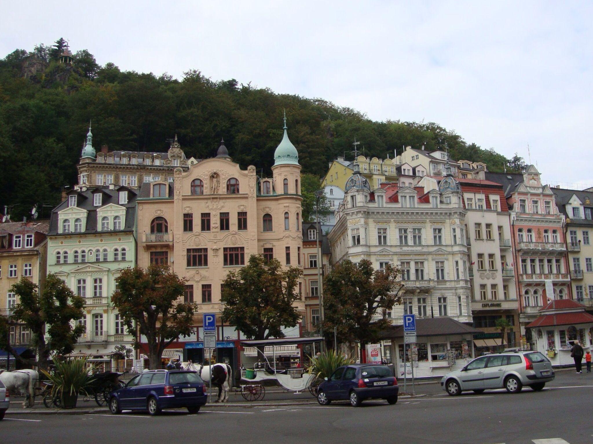 Close to Prague
