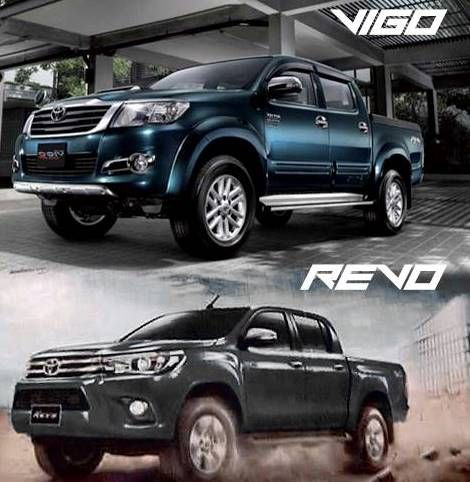 Toyota Hilux Revo And Toyota Hilux Vigo Have The Best Resale Value Of Any Pickup Toyota Hilux Toyota Toyota Dealers