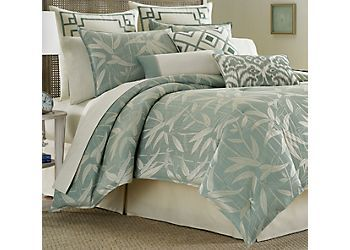 Escape With Tommy Bahamas Bamboo Breeze Bedding Collection A