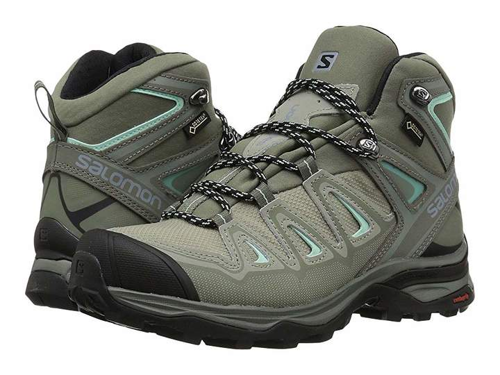 Salomon X Ultra Mid GTX Mens Walking Shoe simplyhike.co.uk