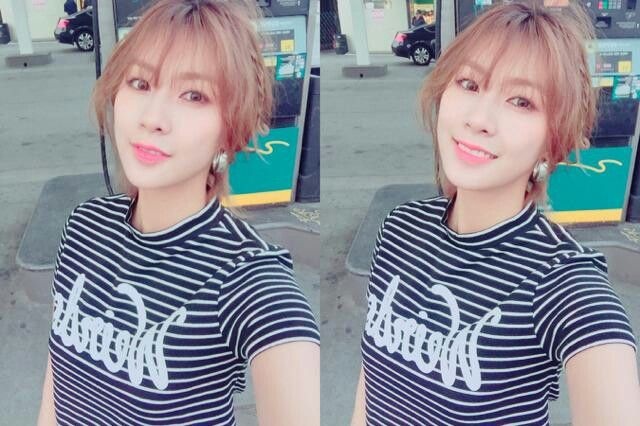 Hayoung fancafe update