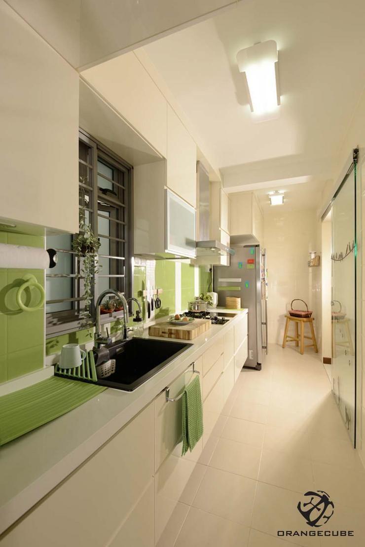 HDB 4RmPunggol Kitchen Home u0026