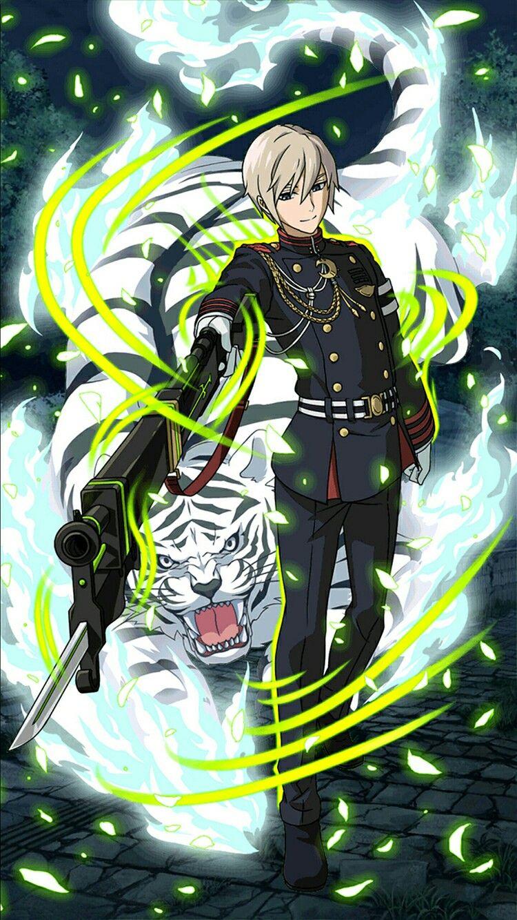 Pin By Anime On Owari No Sereph Owari No Seraph Seraph Of The End Seraphim