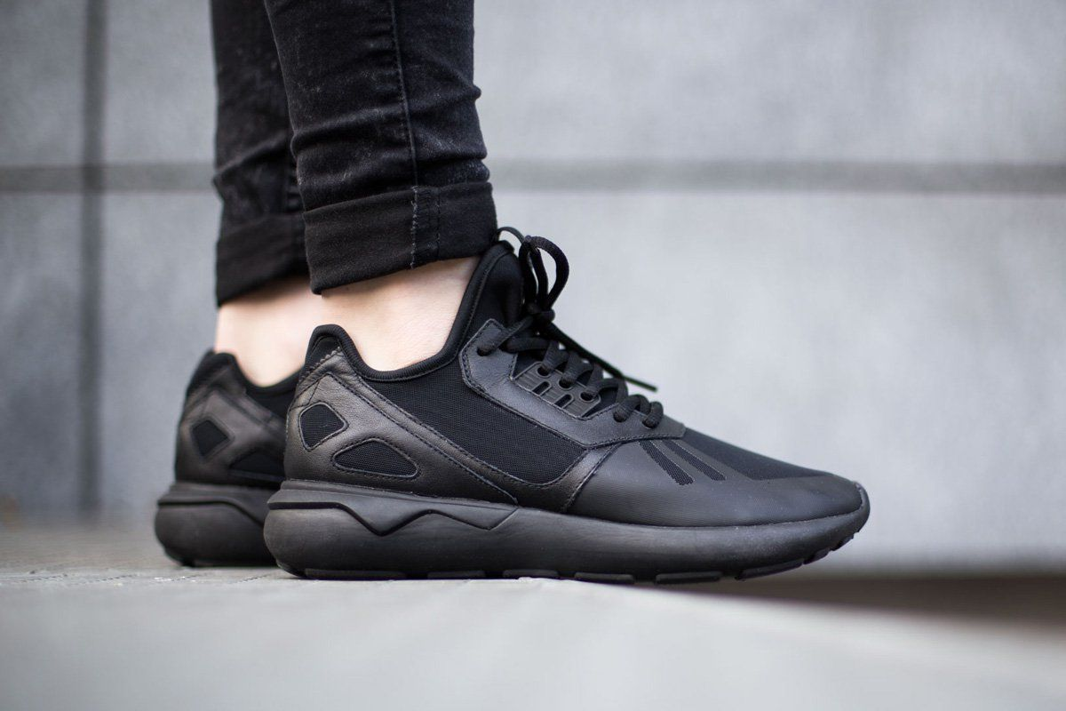 Adidas Tubular Black Black