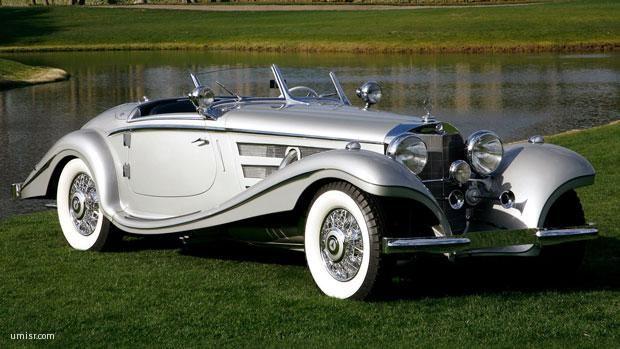 صور سيارات كلاسيك قديمة موقع صور يومصر Classic Cars Vintage Mercedes Benz Cars Old Vintage Cars