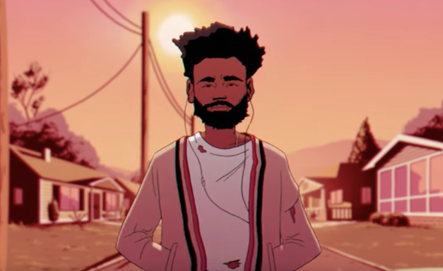 Super Cool Animation Video Made By Childish For One Of His Recent Summer Jams Childish Gambino Childish Animation Studio