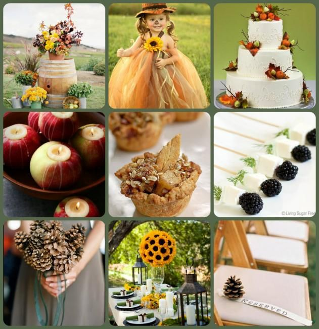 autumn wedding | Autumn Wedding Ideas | Green Bride Guide