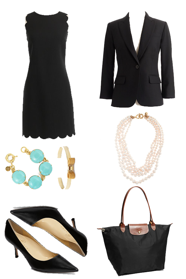 3 Outfits For College Presentationinterview Back To School