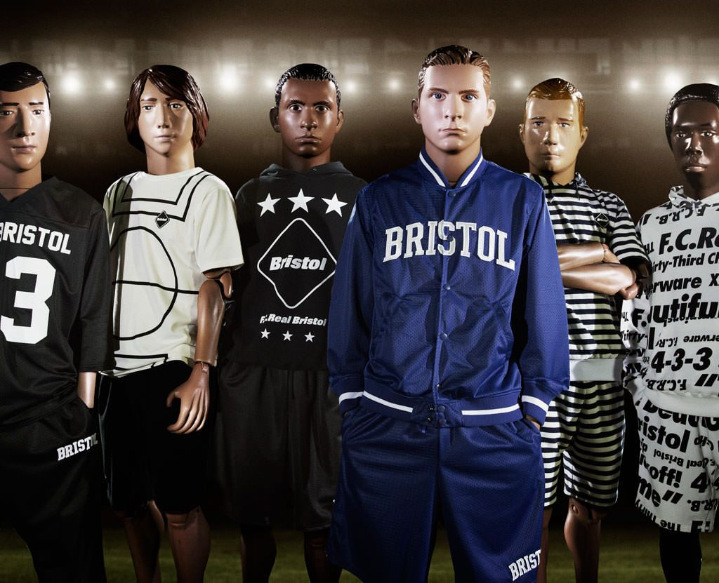 F.C. Real Bristol Summer 2015 Collection