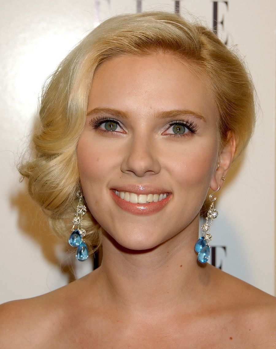 Scarlett Johansson - ELLE Magazine 14th Annual Women Party - Photo 7 | Celebrity Photo Gallery | Vettri.Net