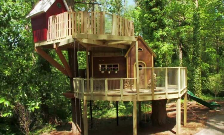Build your own treehouse design in backyard for kids and adult if it needed these pics will make you get more inspiration to real also unbeliavably amazing ideas that inspire rh pinterest