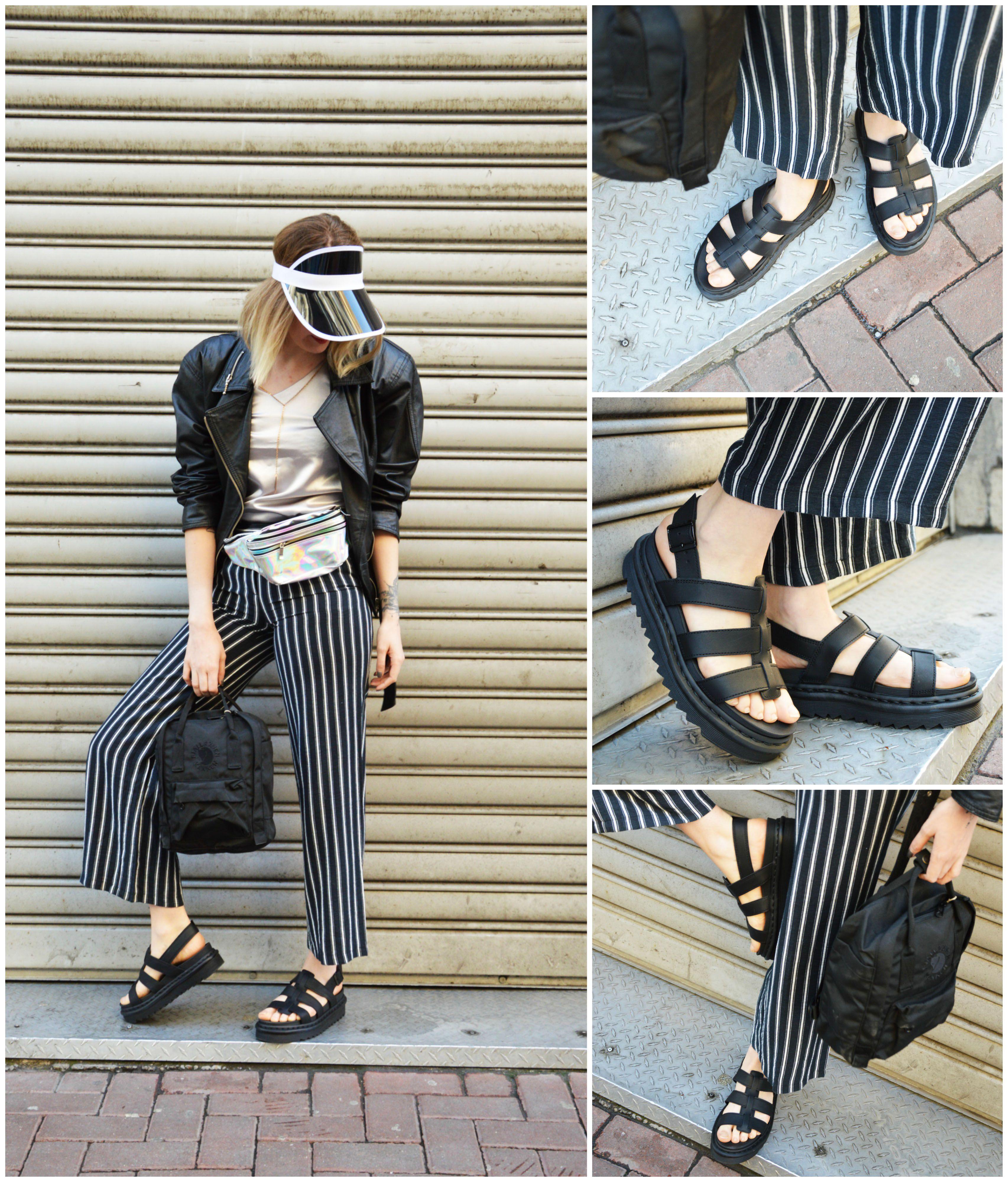 The spring/summer Dr. Martens footwear
