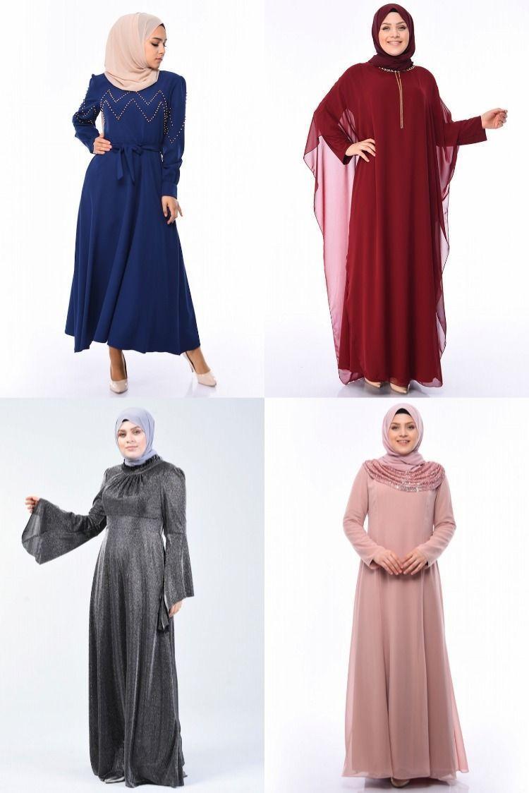 2020 Sefamerve Buyuk Beden Abiye Elbise Modelleri 4 Plus Size Abendkleid Ev Tesettur Modasi 2020 In 2020 Dresses Bridesmaid Dresses Evening Dresses