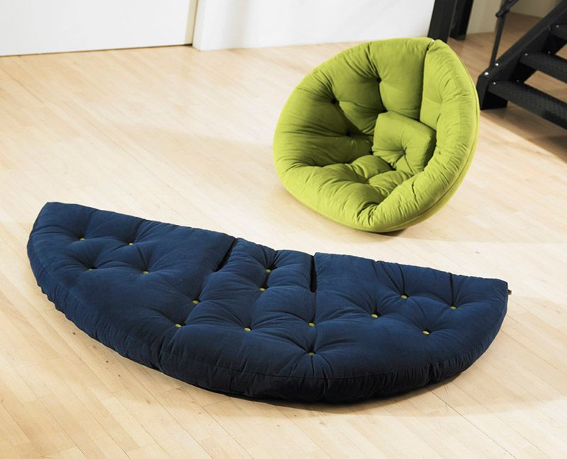Nest Multifunctional Futan Furniture Stuff for My Dream House - design armsessel schlafcouch flop