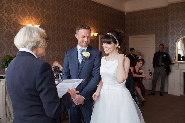 Louisechris 27 Jpg 50s Wedding Dress Aberdeen House Ramsgate Registry Office Broadstairs Kent
