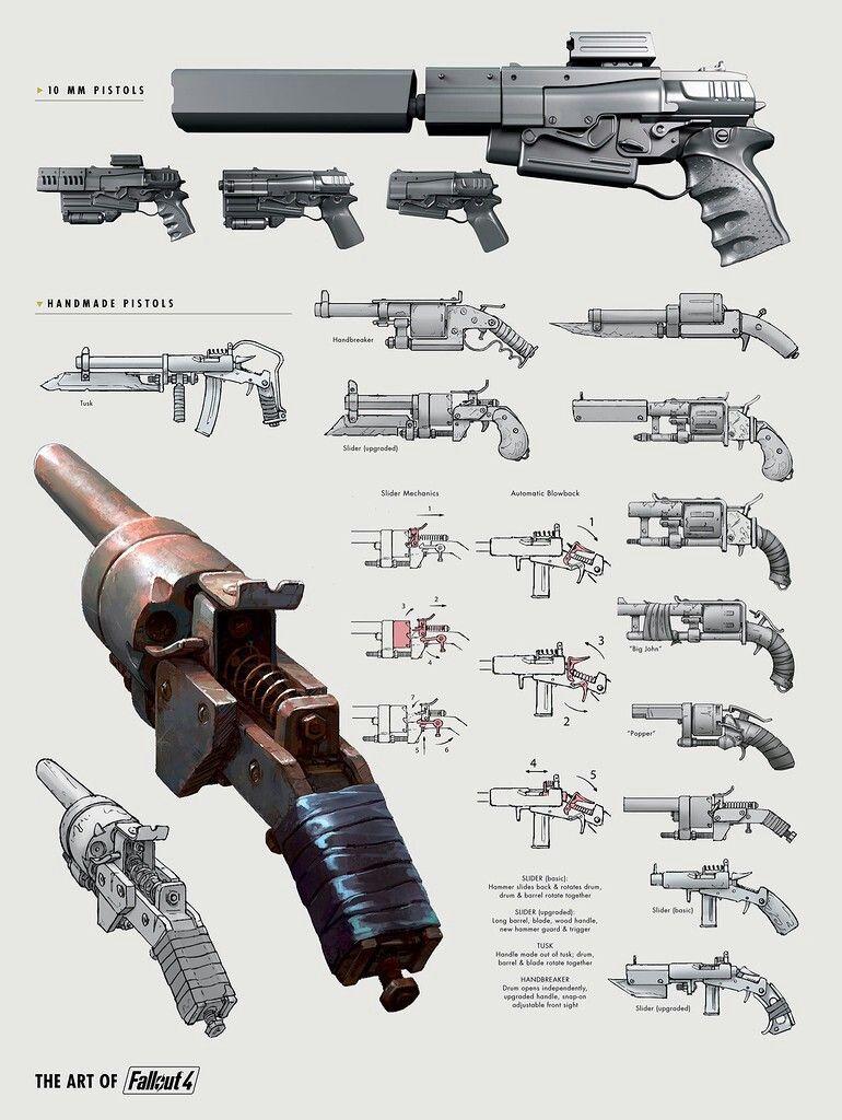 Fallout armory.