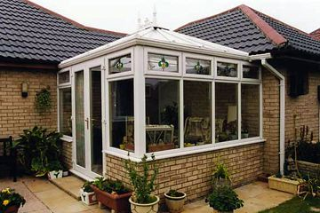 Add on sunrooms conservatory kit approximate look for Adding a conservatory