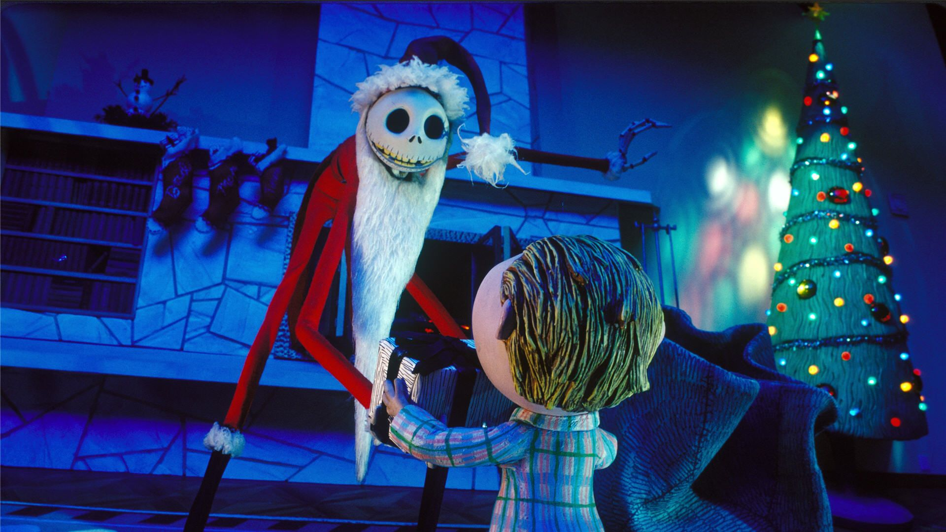 Nightmare Before Christmas Jack Christmas wallpaper | holidays ...