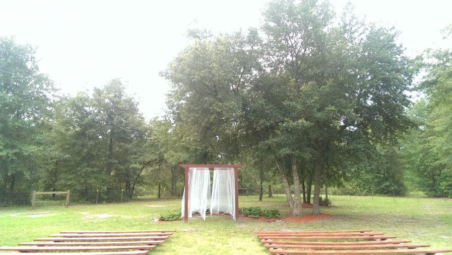 Rustic Elegant Barn Wedding, The Oaks Ranch, Green Cove Springs, Florida @ Florida Barn Wedding