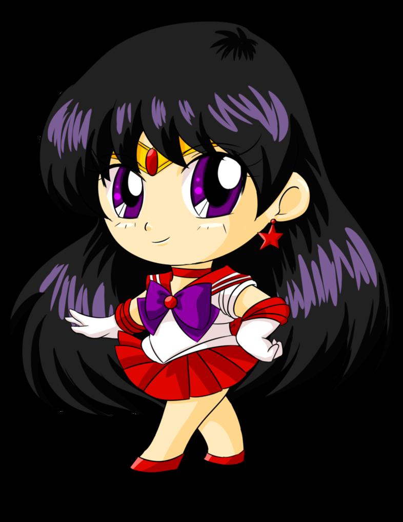 Commission Chibi Sailor Mars For Katie0513 By Starlightfroggy On Deviantart Sailor Mars Sailor Moon Party Sailor