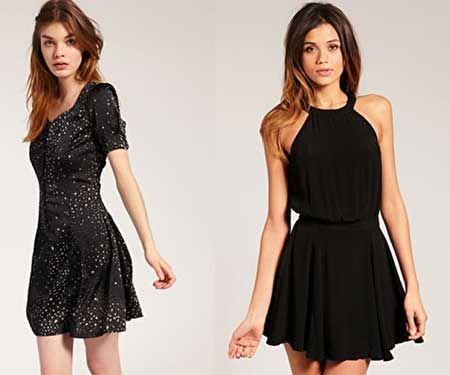 b34c346be639 Modelos de Vestidos Curtos de Malha: Fotos, Looks, Dicas | Moda em ...