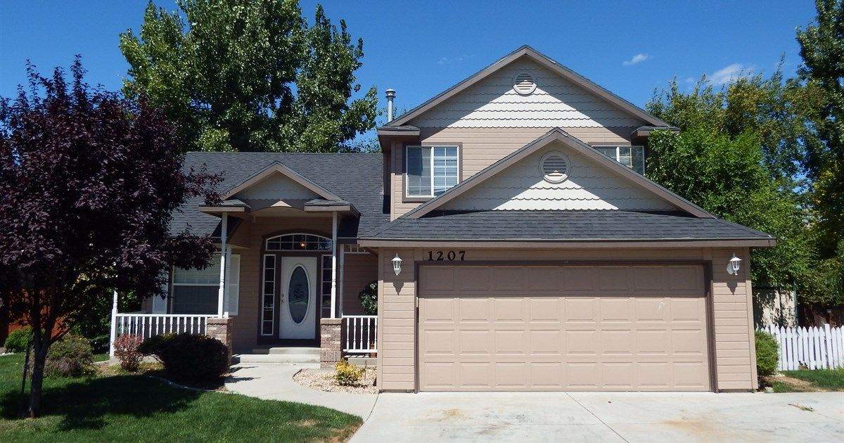 Pending!! Walk up to an inviting front porch with a patio ...