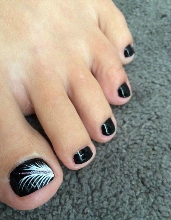 feather-toenail-design.jpg (550×707)