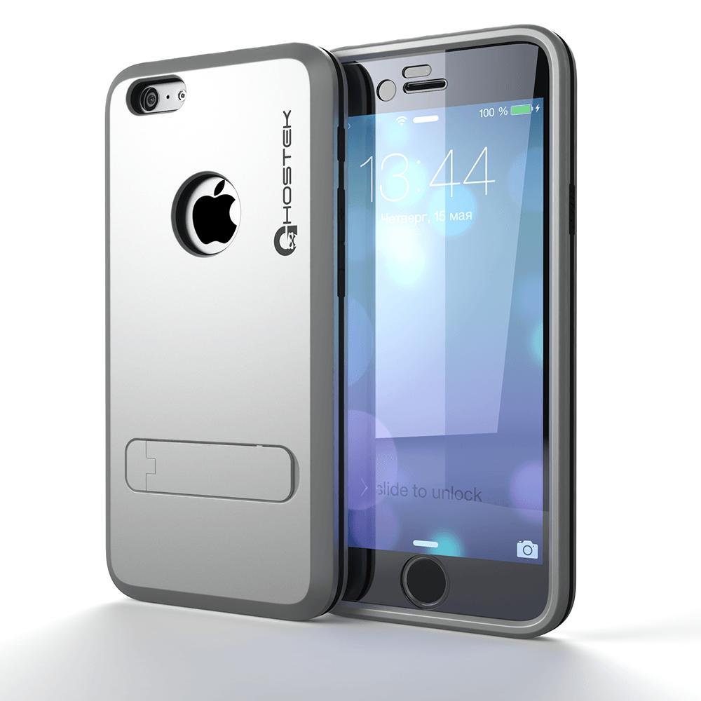 iPhone 6 Case, Ghostek bullet silver Apple iPhone 6 Case W