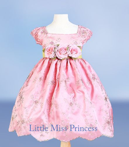 Images of Pink Easter Dress - The Miracle of Easter