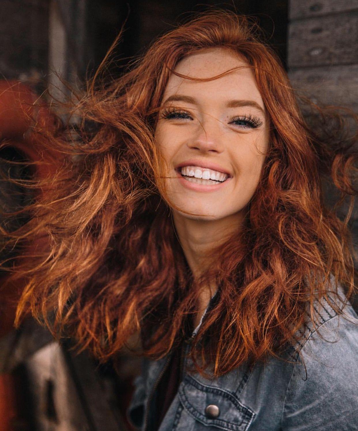 Riley rasmussen red headz in pinterest hair redheads and