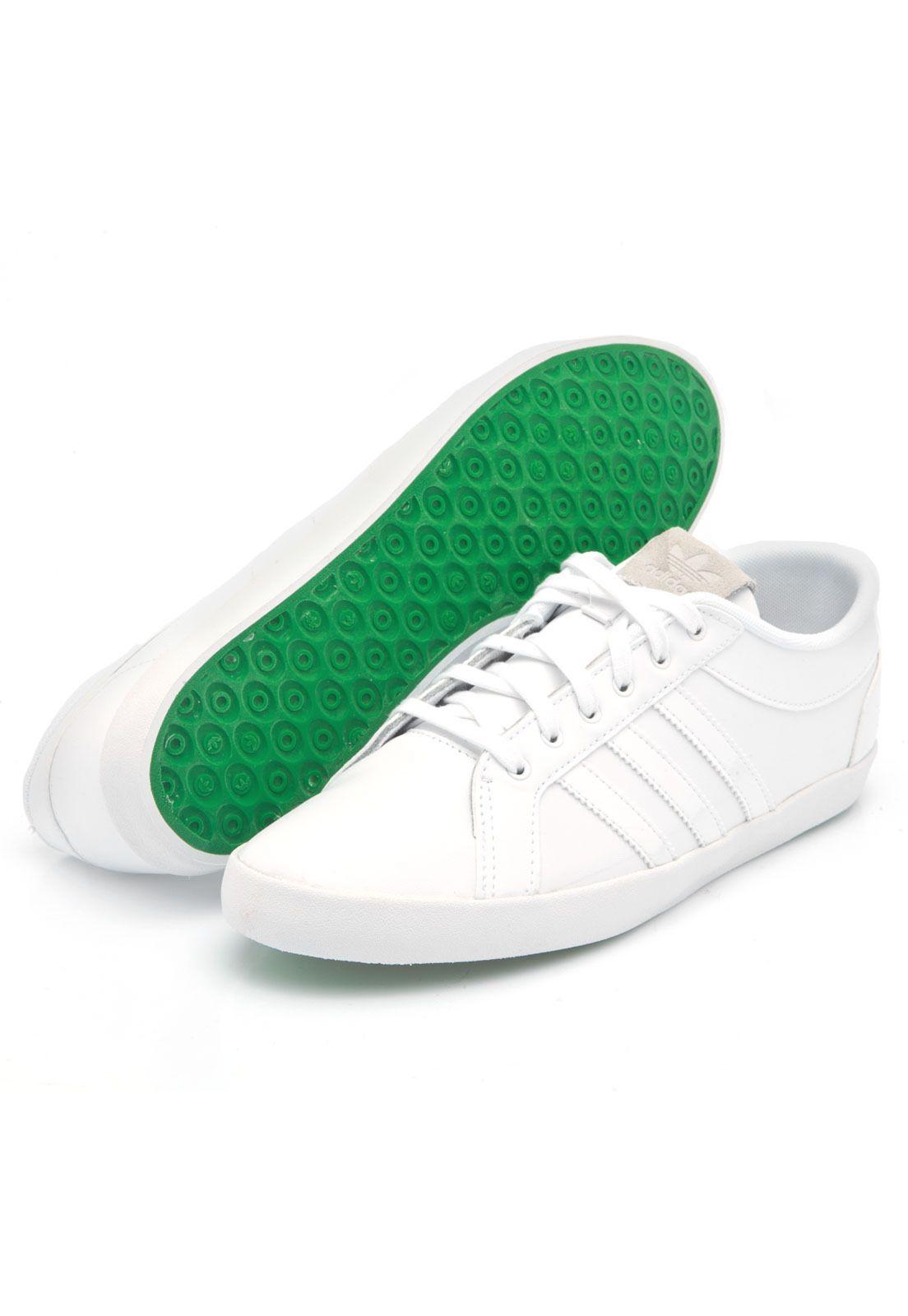 Tênis adidas Originals Adria Ps 3S W Branco