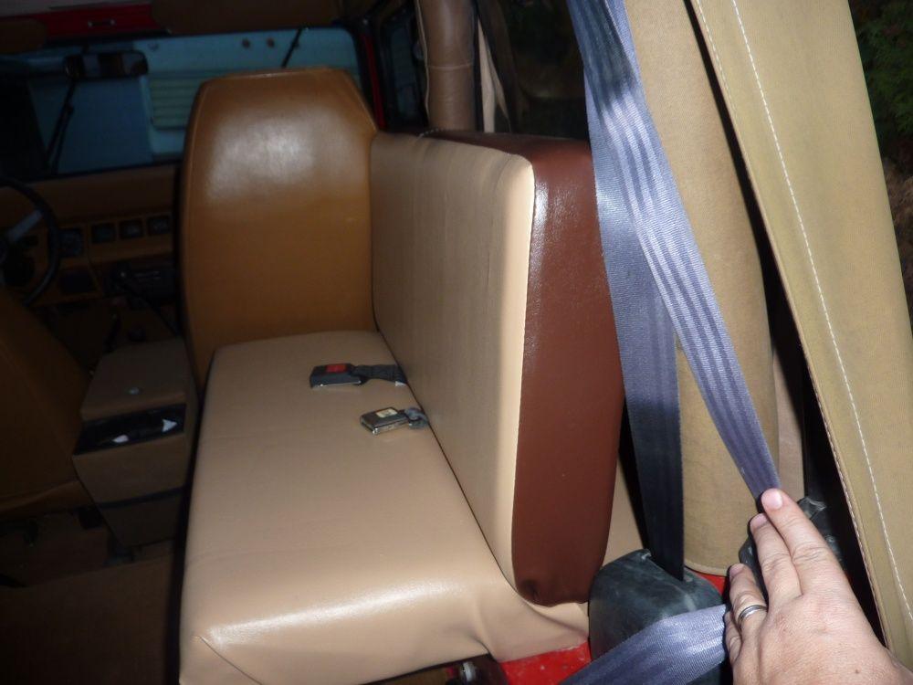 Rear Jump Seat Build Jeep Wrangler Forum Jump Seats Built