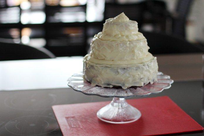3 Stockige Torte Mit Buttercreme Selber Machen Fur Anfanger Rezept