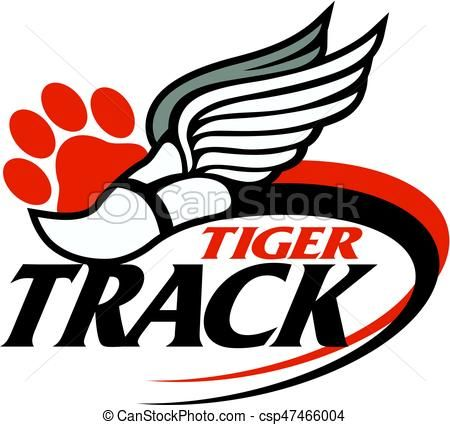 vector tiger track stock illustration royalty free rh za pinterest com free vector artwork for a thanksgiving card free vector artwork clear background