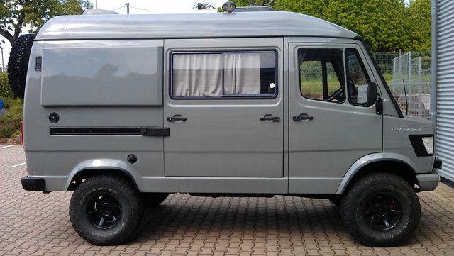 Iglhaut wohnmobil bing bilder reisefahrzeug for Mercedes benz sprinter 4x4 motorhome