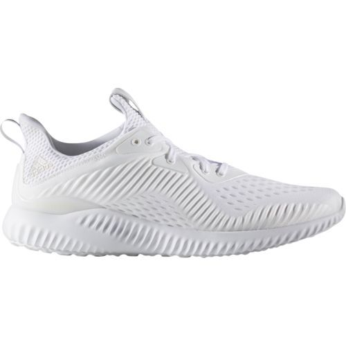Adidas Men S Alphabounce Em Running Shoes Footwear White Grey One