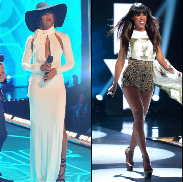 Kelly Rowland struts her stuff at Rip The Runway | My Style ...