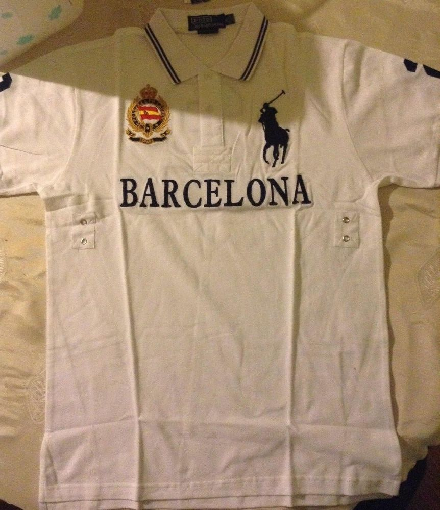 9bdf67ae Mens White Polo Shirts Ebay - DREAMWORKS